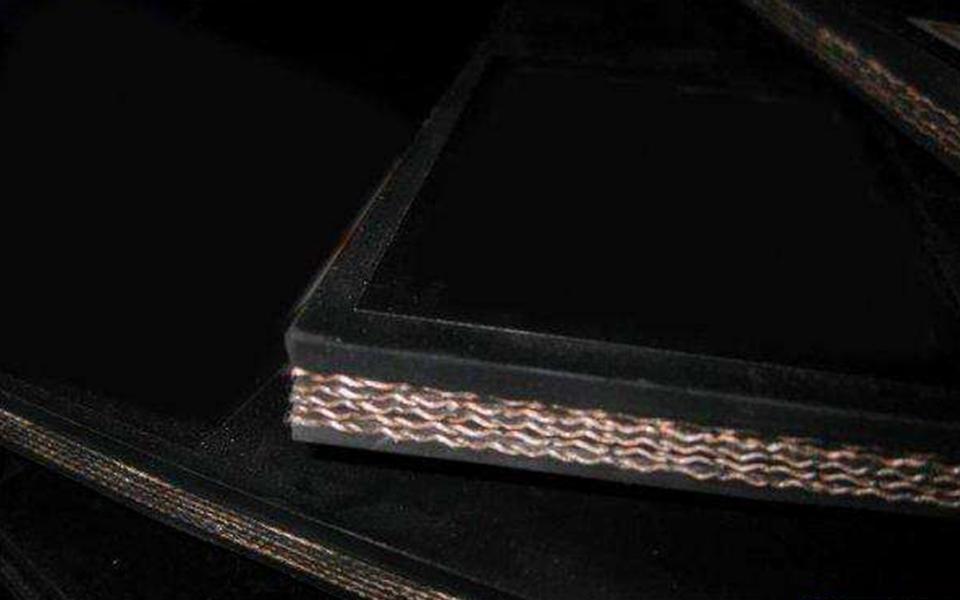 金属网芯输送带
